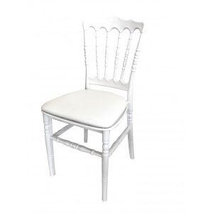 Chaises et banc